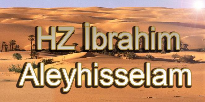 HZ-İbrahim-Aleyhisselam